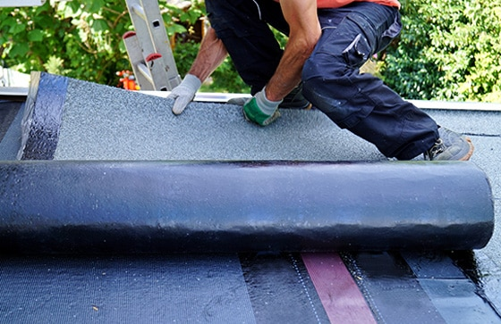 roof replacement company